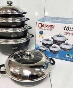 desini cooking pots